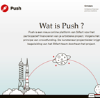 PUSH website NL
