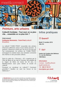 M&C collectifs d'artistes