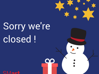 Sorry we're closed !